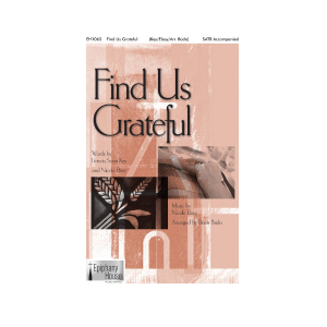 Find Us Grateful